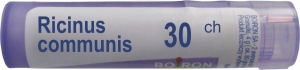 BOIRON Ricinus Communis 30 CH granulki 4g