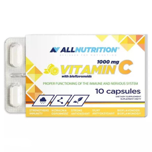 Allnutrition Vitamin C 1000mg bioflav10ka