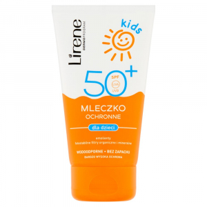 ERIS LIRENE SUN KIDS Mleczko SPF50+ 150ml