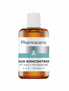 Pharmaceris A E-SENSILIX DUO KONCENTRAT z wit.A i E 30 ml