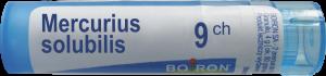 Boiron Mercurius Solubilis 9CH
