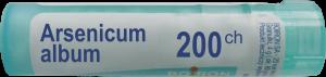BOIRON Arsenicum album 200 CH granulki 4g