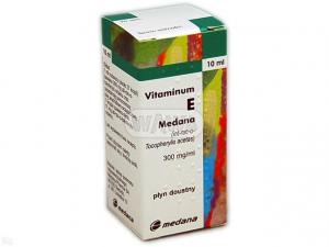 VIT.E Medana 0,3g/ml 10ml (0,93g/ml)