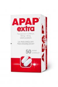 Apap Extra x 50 tabl.powl.