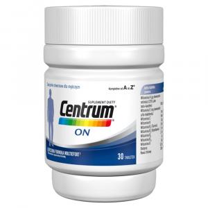 Centrum ON - 30 tabletek