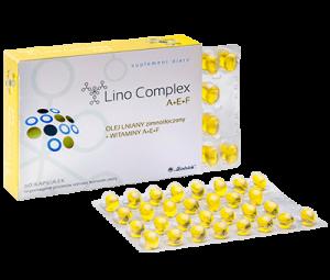 LINOcomplex A+E+F kaps. 60 kaps.