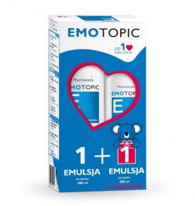 ERIS EMOTOPIC W.MED. Emulsja+MINI Emuls