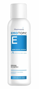 ERIS EMOTOPIC Emulsja do codziennej kąpieli 400ml