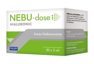 Nebu-Dose hialuronic - izotoniczny - 30amp