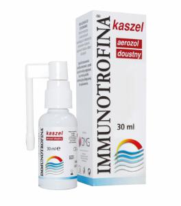 Immunotrofina kaszel aerozoldoustny 30ml