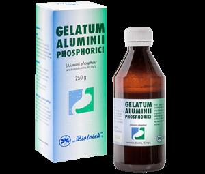 Gelatum Alum.Phosph.250g