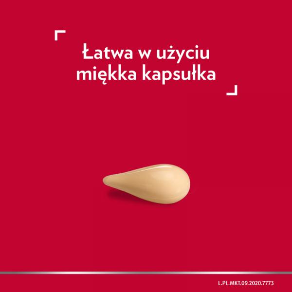 Canesten kaps.dopochw.miękka 0,5 g 1 kaps.