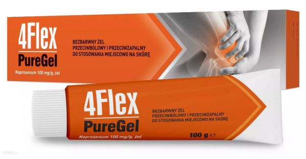 4Flex PureGel żel x 100g