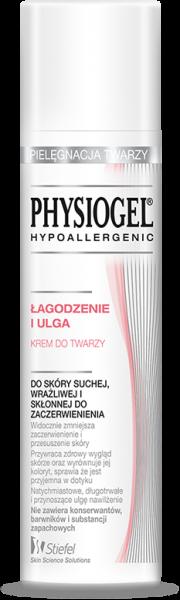 PHYSIOGEL Krem Łagodzenie i Ulga na zaczerwienienia 40ml